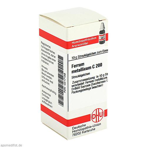 FERRUM MET C200, 10 G, Dhu-Arzneimittel GmbH & Co. KG