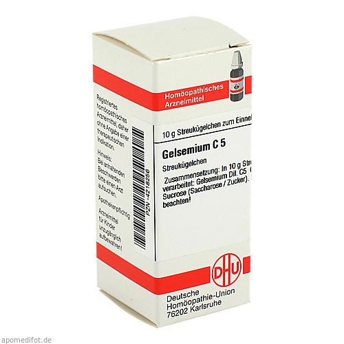 GELSEMIUM C 5, 10 G, Dhu-Arzneimittel GmbH & Co. KG