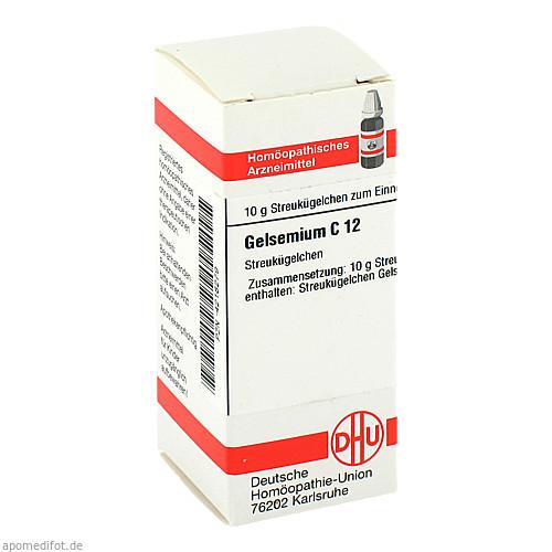 GELSEMIUM C12, 10 G, Dhu-Arzneimittel GmbH & Co. KG