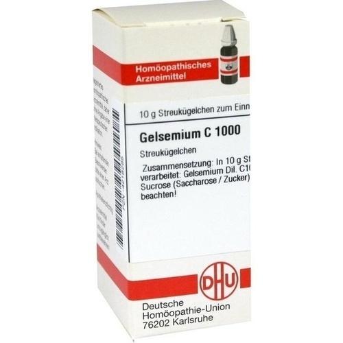 GELSEMIUM C1000, 10 G, Dhu-Arzneimittel GmbH & Co. KG
