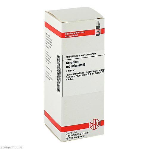 GERANIUM ROBERTI URT, 50 ML, Dhu-Arzneimittel GmbH & Co. KG