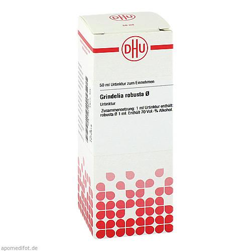 GRINDELIA ROBUSTA URT D 1, 50 ML, Dhu-Arzneimittel GmbH & Co. KG