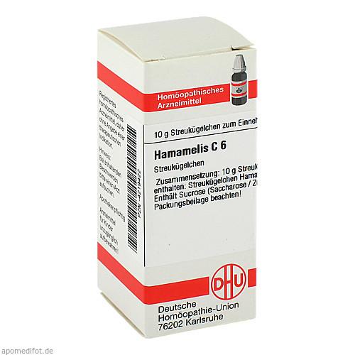 HAMAMELIS C 6, 10 G, Dhu-Arzneimittel GmbH & Co. KG