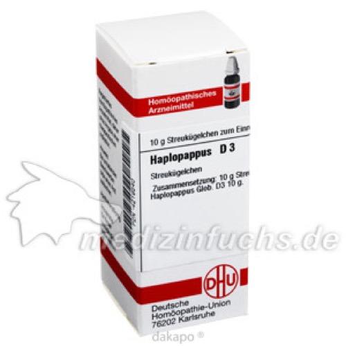HAPLOPAPPUS D 3, 10 G, Dhu-Arzneimittel GmbH & Co. KG