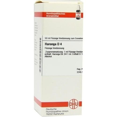 HARONGA D 4, 50 ML, Dhu-Arzneimittel GmbH & Co. KG