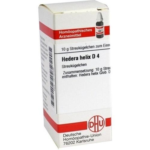 HEDERA HELIX D 4, 10 G, Dhu-Arzneimittel GmbH & Co. KG
