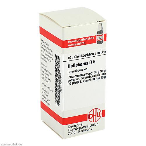HELLEBORUS D 6, 10 G, Dhu-Arzneimittel GmbH & Co. KG