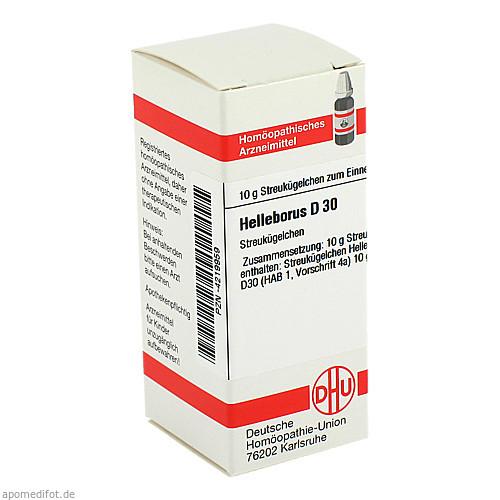 HELLEBORUS D30, 10 G, Dhu-Arzneimittel GmbH & Co. KG