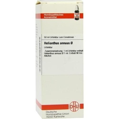 HELIANTHUS AN URT D 1, 50 ML, Dhu-Arzneimittel GmbH & Co. KG