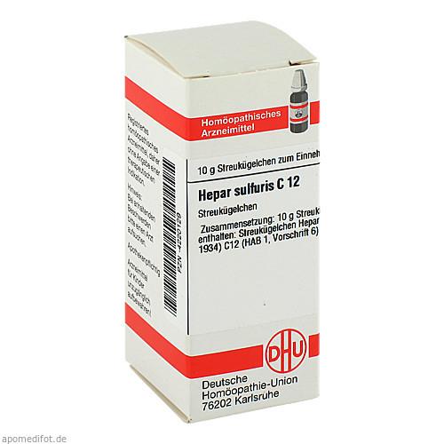 HEPAR SULF C12, 10 G, Dhu-Arzneimittel GmbH & Co. KG