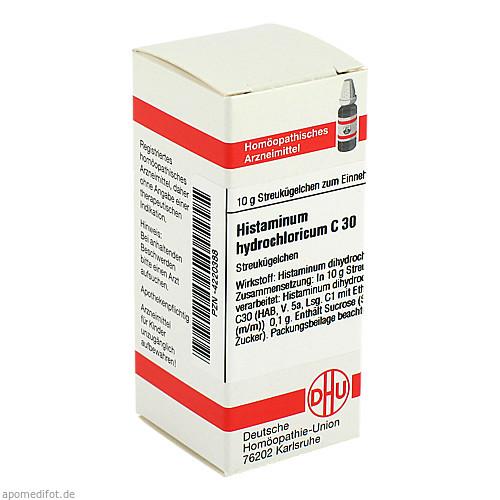 HISTAMINUM HYDROCHLOR C30, 10 G, Dhu-Arzneimittel GmbH & Co. KG