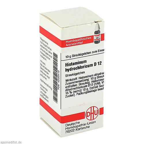HISTAMINUM HYDROCHLOR D12, 10 G, Dhu-Arzneimittel GmbH & Co. KG