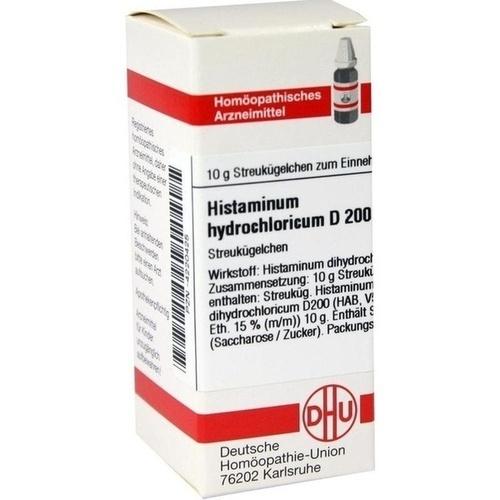 HISTAMINUM HYDROCHLOR D200, 10 G, Dhu-Arzneimittel GmbH & Co. KG