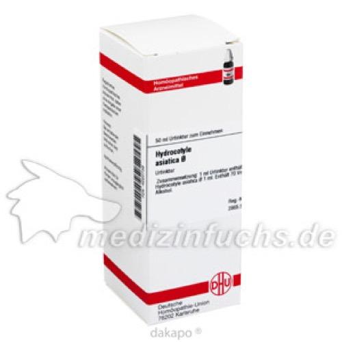 HYDROCOTYLE ASIAT URT D 1, 50 ML, Dhu-Arzneimittel GmbH & Co. KG