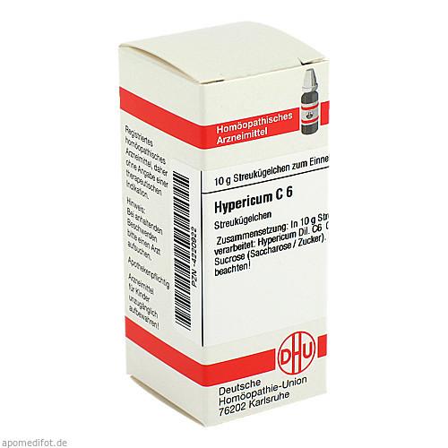 HYPERICUM C 6, 10 G, Dhu-Arzneimittel GmbH & Co. KG