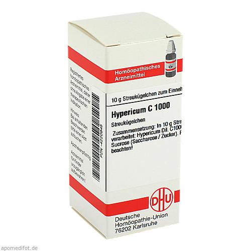 HYPERICUM C1000, 10 G, Dhu-Arzneimittel GmbH & Co. KG