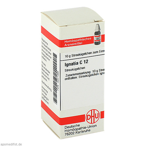 IGNATIA C12, 10 G, Dhu-Arzneimittel GmbH & Co. KG