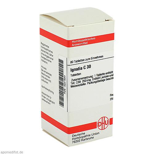 IGNATIA C30, 80 ST, Dhu-Arzneimittel GmbH & Co. KG