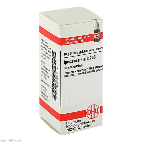 IPECACUANHA C200, 10 G, Dhu-Arzneimittel GmbH & Co. KG