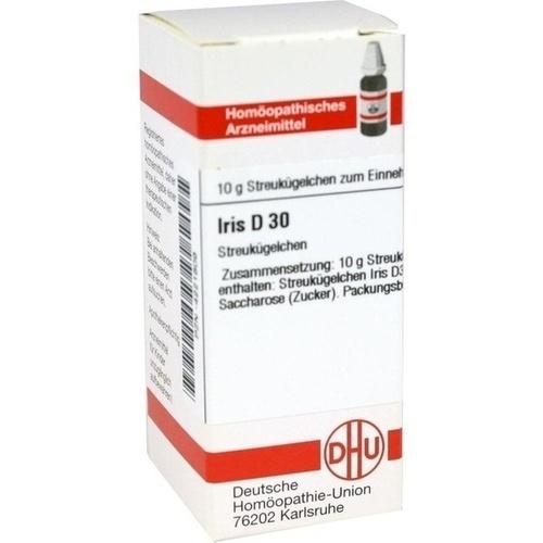 IRIS D30, 10 G, Dhu-Arzneimittel GmbH & Co. KG