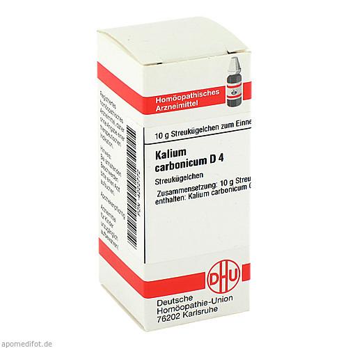 KALIUM CARB D 4, 10 G, Dhu-Arzneimittel GmbH & Co. KG