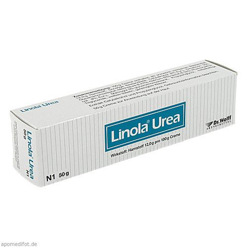 Linola-Urea, 50 G, Dr. August Wolff GmbH & Co. KG Arzneimittel