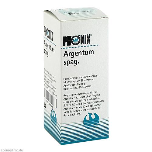 PHÖNIX Argentum spag., 100 ML, Phönix Laboratorium GmbH