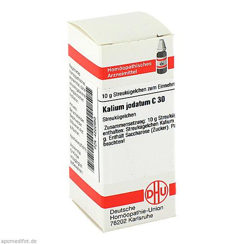 KALIUM JODAT C30, 10 G, Dhu-Arzneimittel GmbH & Co. KG