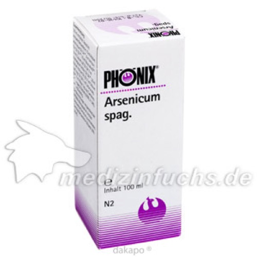 PHÖNIX Arsenicum spag., 100 ML, Phönix Laboratorium GmbH