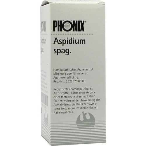 PHÖNIX Aspidium spag., 100 ML, Phönix Laboratorium GmbH