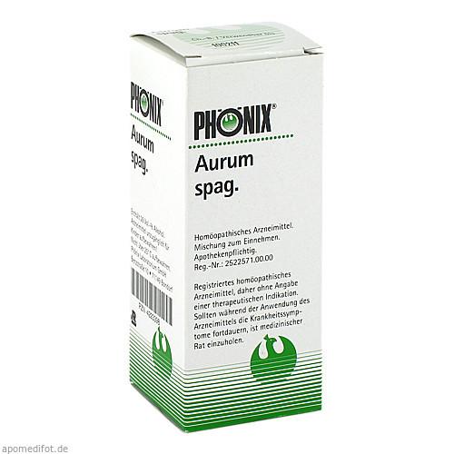 PHÖNIX Aurum spag., 100 ML, Phönix Laboratorium GmbH