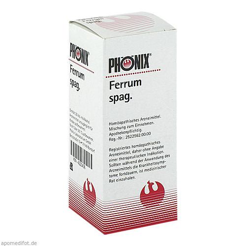 PHÖNIX Ferrum spag., 50 ML, Phönix Laboratorium GmbH