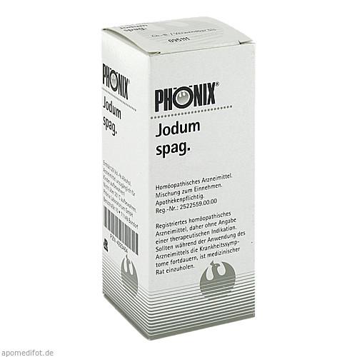 PHÖNIX Jodum spag., 100 ML, Phönix Laboratorium GmbH