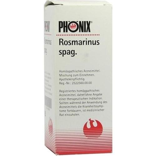 PHÖNIX Rosmarinus spag., 50 ML, Phönix Laboratorium GmbH