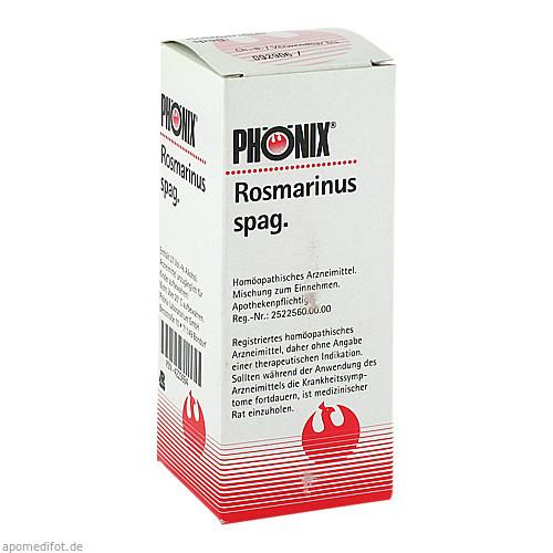PHÖNIX Rosmarinus spag., 100 ML, Phönix Laboratorium GmbH