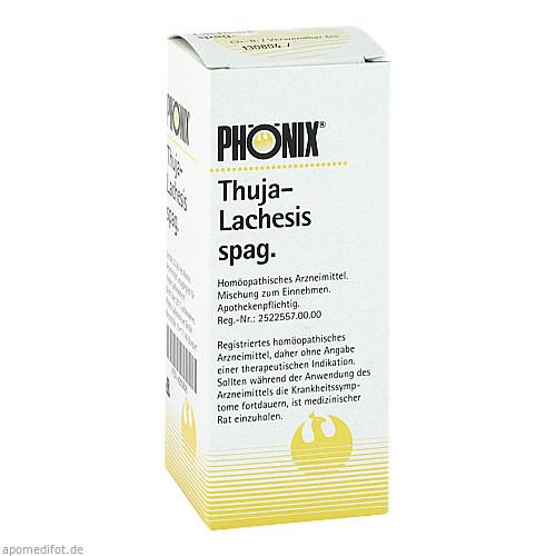 PHÖNIX Thuja-Lachesis spag., 100 ML, Phönix Laboratorium GmbH