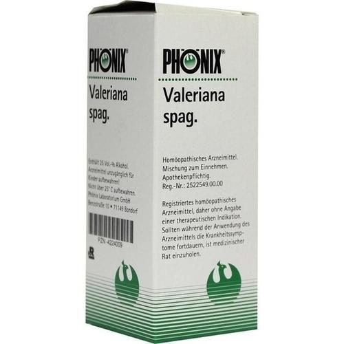 PHÖNIX Valeriana spag., 50 ML, Phönix Laboratorium GmbH