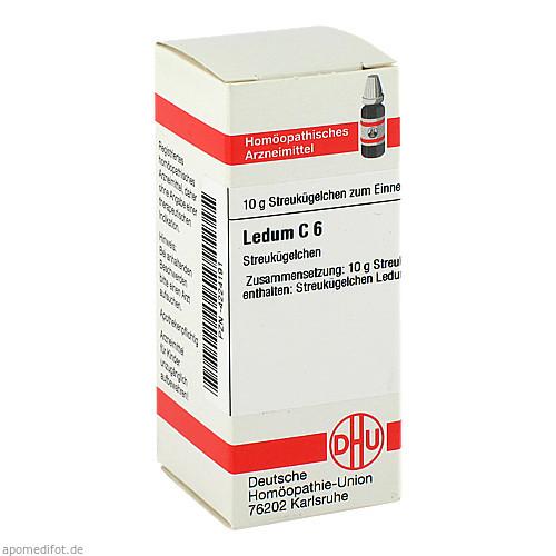 LEDUM C 6, 10 G, Dhu-Arzneimittel GmbH & Co. KG