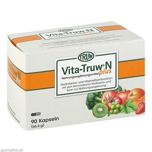 Vita-Truw N plus, 90 ST, Med Pharma Service GmbH