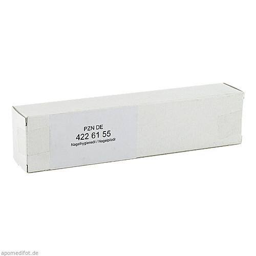 Fusspflege Nagelhygiene Pflegeöl, 20 ML, Naturprodukte Schwarz
