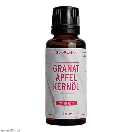 Granatapfelkernöl, 30 ML, Sinoplasan AG