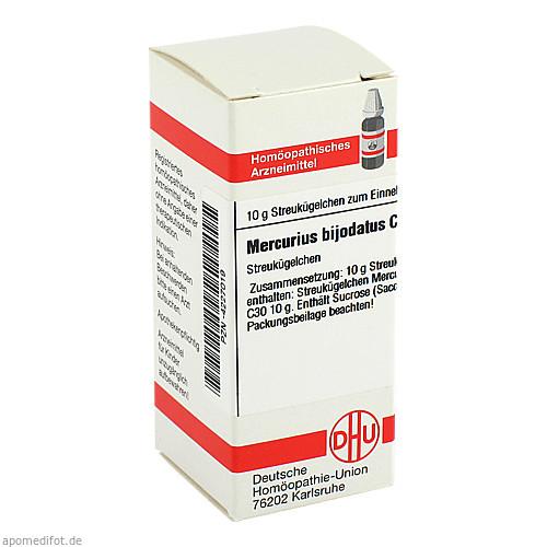 MERCURIUS BIJODAT C30, 10 G, Dhu-Arzneimittel GmbH & Co. KG