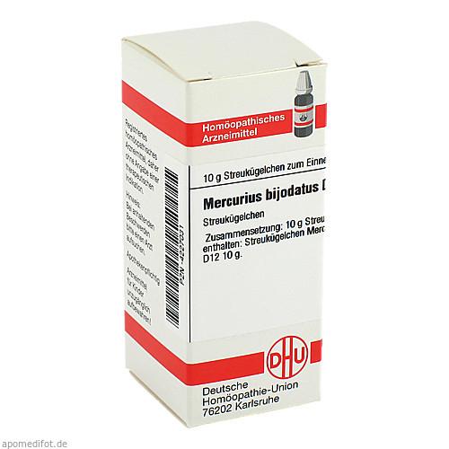 MERCURIUS BIJODAT D12, 10 G, Dhu-Arzneimittel GmbH & Co. KG