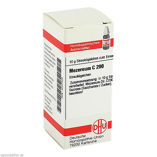 MEZEREUM C200, 10 G, Dhu-Arzneimittel GmbH & Co. KG