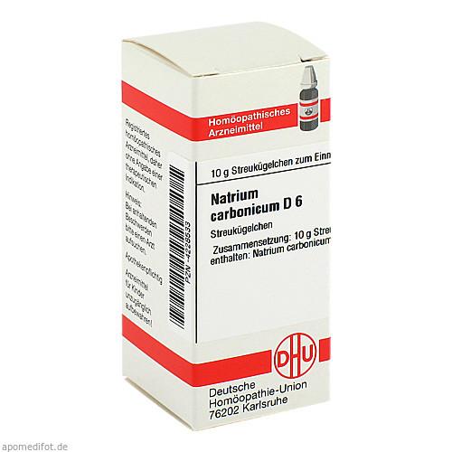 NATRIUM CARBD 6, 10 G, Dhu-Arzneimittel GmbH & Co. KG