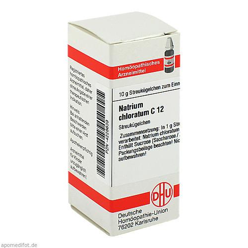 NATRIUM CHLORAT C12, 10 G, Dhu-Arzneimittel GmbH & Co. KG