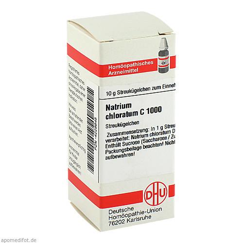 NATRIUM CHLORAT C1000, 10 G, Dhu-Arzneimittel GmbH & Co. KG