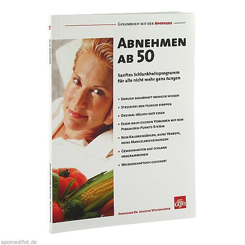 Abnehmen ab 50 Buch, 1 ST, Avoxa - Mediengruppe Deutscher Apotheker GmbH
