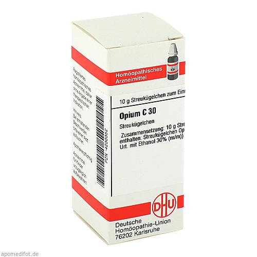 OPIUM C30, 10 G, Dhu-Arzneimittel GmbH & Co. KG