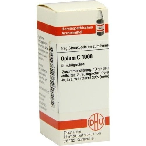 OPIUM C1000, 10 G, Dhu-Arzneimittel GmbH & Co. KG